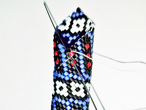 Can You Use A Beaded Crochet Rope Pattern For Pwat Peyote With A