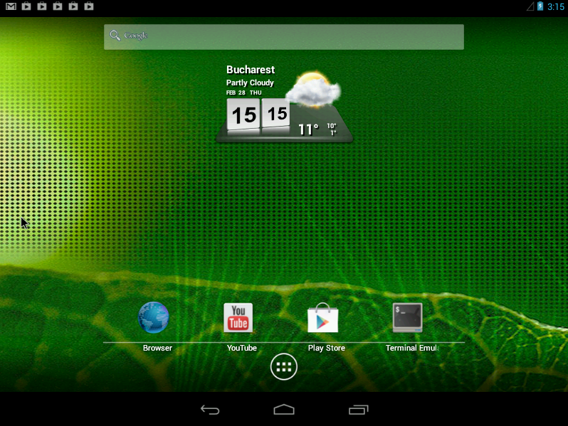 New Android-x86 4 2 Test Build (Based On Android 4 2 2) Available