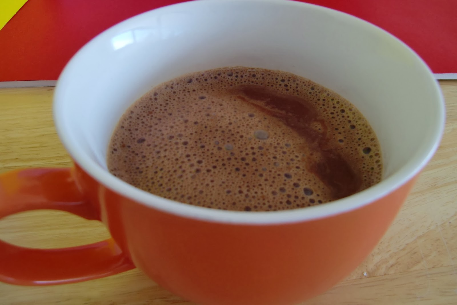 Tipsy Tuesday: Hazelnut Dark Hot Chocolate