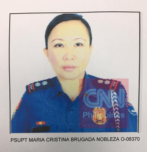 PNP Supt. Nobleza arrested with 'mother-in-law of Abu Sayyafs'