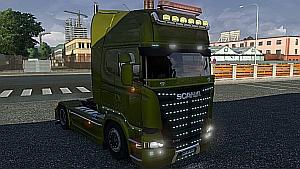 Scania Mega Store 1.3