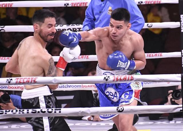 Diego Pacheco KOs Guillermo Maldonado In 1:43 Of  Round One