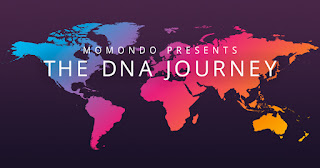 "Desafio ""THE DNA JOURNEY"""