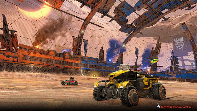 Rocket League Chaos Run Gameplay Screenshot 5