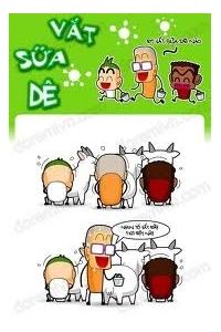 Truyện tranh hài của FengJunXing