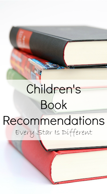 Children's book recommendations for home and in the classroom