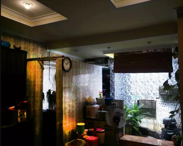 Dapur (Kitchen) - Jual Over Kredit Rumah Komplek di Cikoneng, Bojongsoang, Bandung