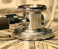 Estetoscopio seguro médico