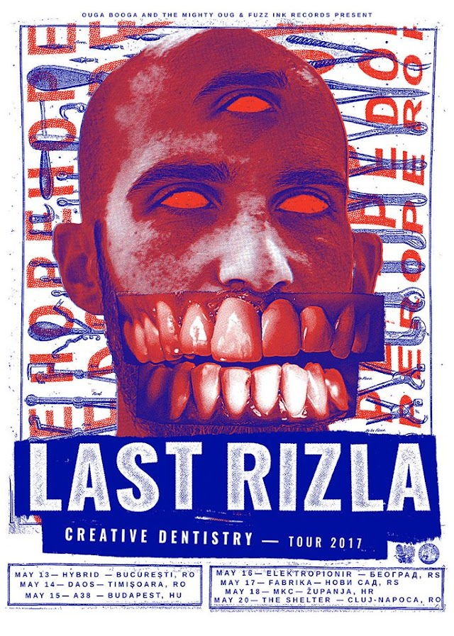 [News] Last Rizla tour, May2017