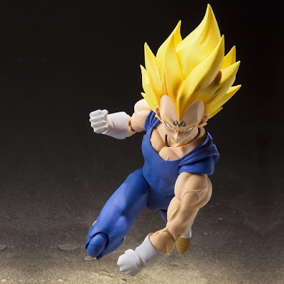 "S.H.Figuarts Majin Vegeta de ""Dragon Ball Z"" - Tamashii Nations"