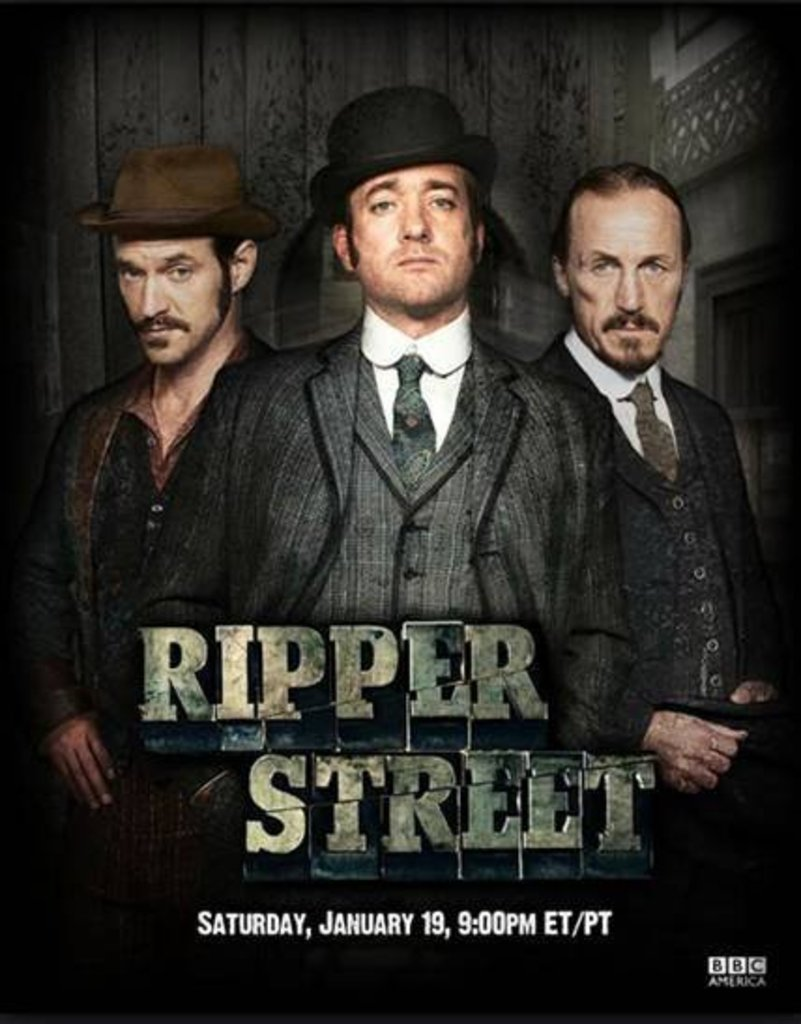 Ripper Street Season 4