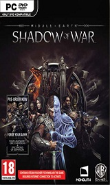 Middle Earth Shadow of War-CODEX-Gampower