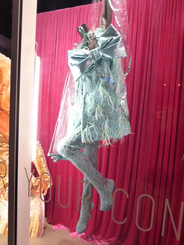 RuPauls Drag Race babydoll dress