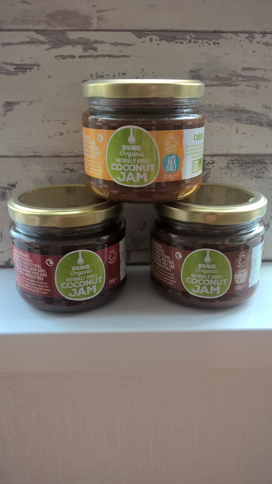 Buko Organic Coconut Jams - motherdistracted.co.uk