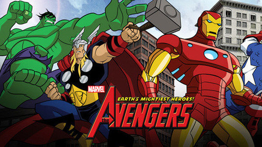 The Avengers: Earth's Mightiest Heroes Season 1 Hindi