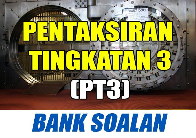 Soalan Percubaan Pt3 2017 Dan Jawapan Trial Papers