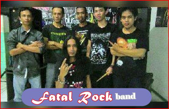 Gambar Profil Fatal Rock band Barabai