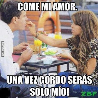 come_miamor_una_vez_gordo_seras_solo_mio