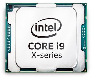 Intel i9 Merupakan salah satu prossesor terbaru keluaran intel yang dirilis pada juni 2017