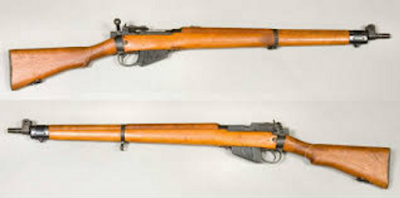 Lee Enfield Rifle .303 Mark-4