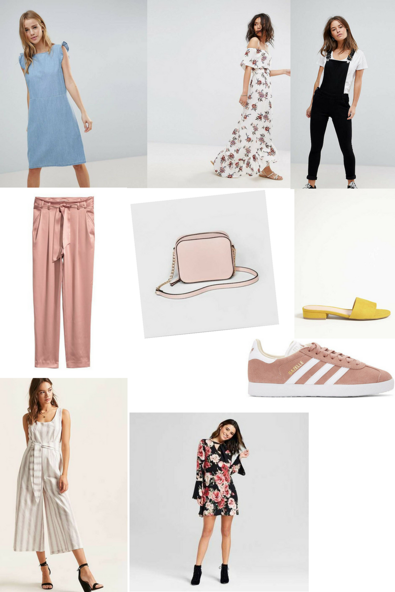Spring Transition Picks