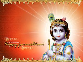 Happy Krishna Janmashtami whatsapp status