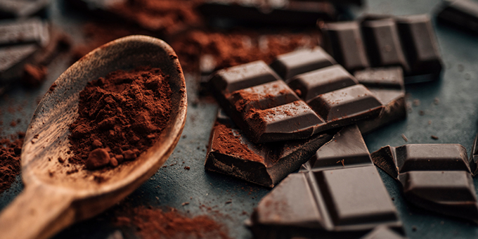 Delicious goodies for chocolate lovers
