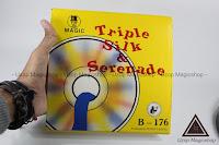 Jual Alat Sulap Triple Silk Serenade