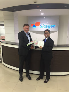 Sicagen Announces Acquisition of Danish Steel