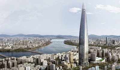 Lotte World Tower Seoul 2020