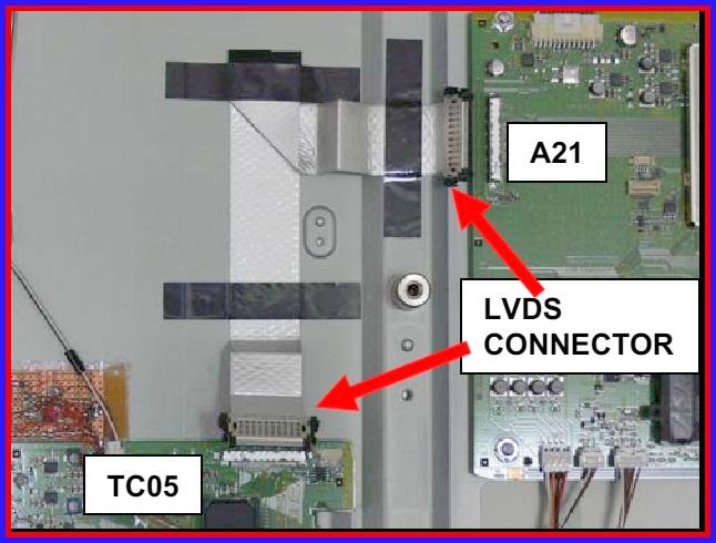 ELECTRONIC EQUIPMENT REPAIR CENTRE : LCD TV T-CON BOARD ...