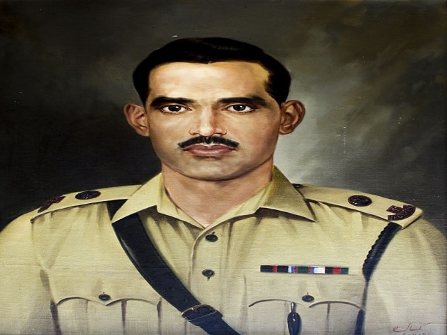 Image result for 'Major Akram Shaheed'