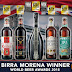 Birre. Ai World Beer Awards Birra Morena Unica e' … unica