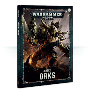 St Andrews wargaming: 8th Edition 40k Ork Codex Review: Part