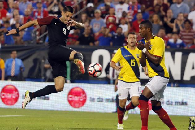 USA Vs Ecuador Copa America 2016 Quarter Final Match Preview
