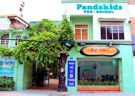 trường mầm non Pandakids tư thục quận 1
