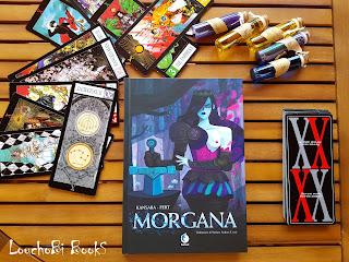 Morgana - Stéphane Fert e  Simon Kansara [recensione]