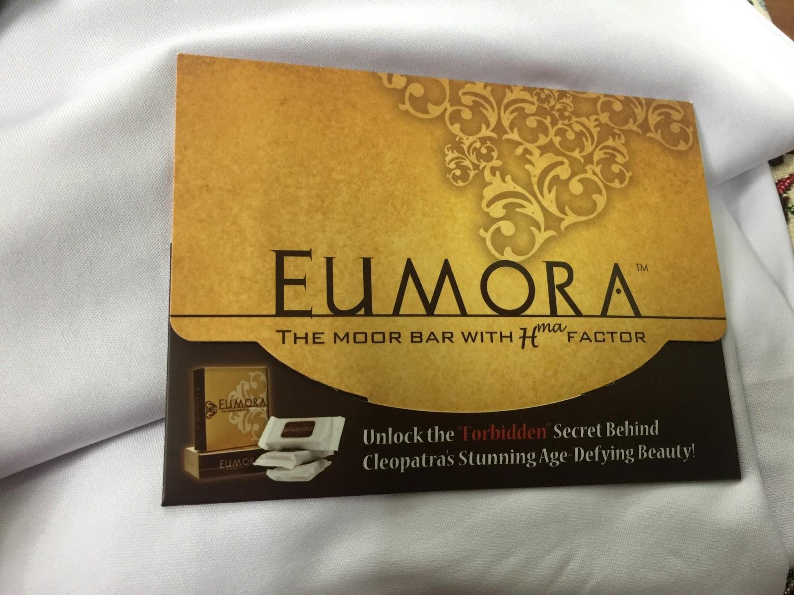 eumora facial bar, permbersih muka semulajadi