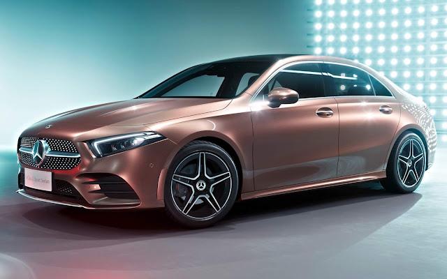 Mercedes-Benz A200 L Sedan 2019