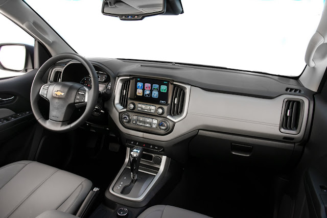 Novo Chevrolet S-10 2020