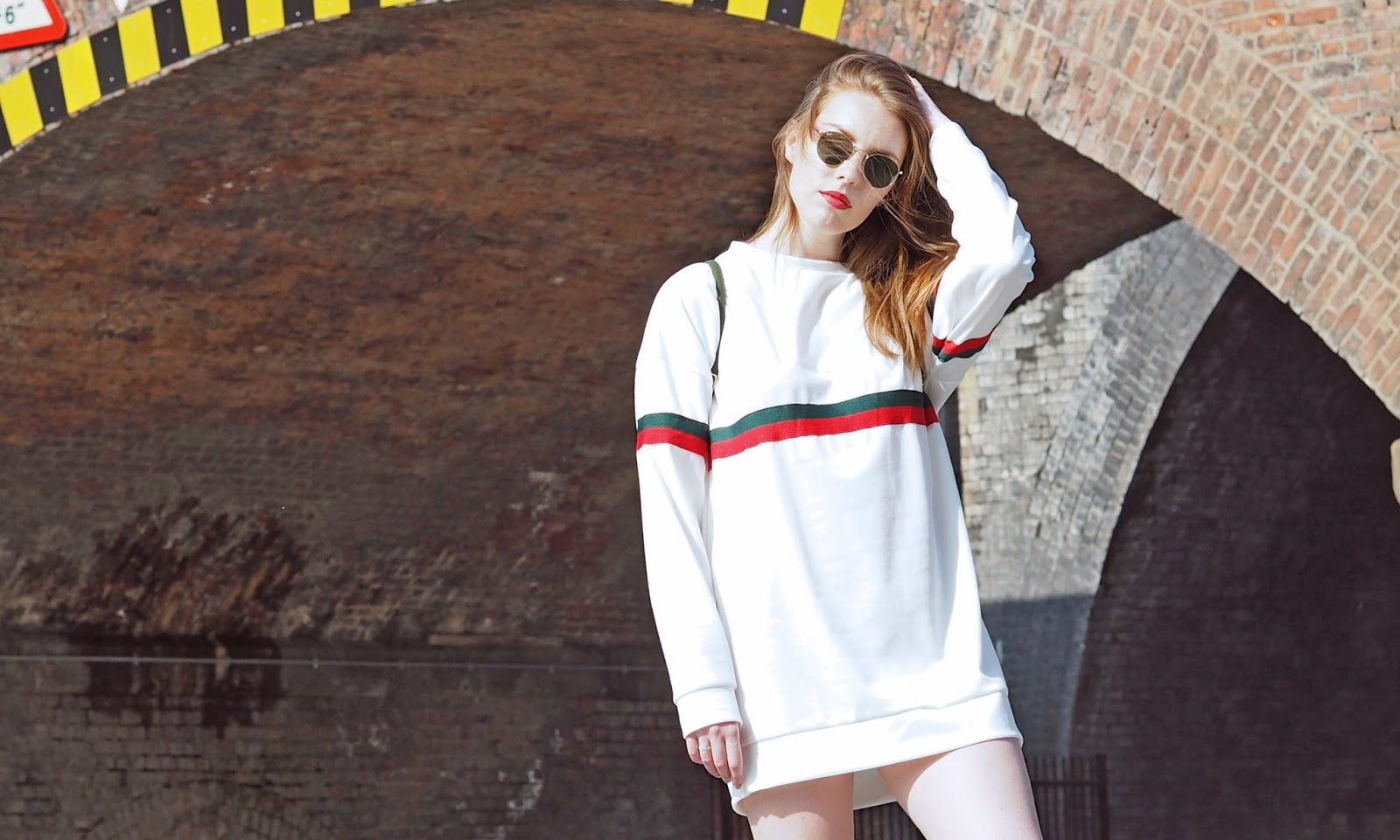 gucci sweatshirt dress dupe ikrush