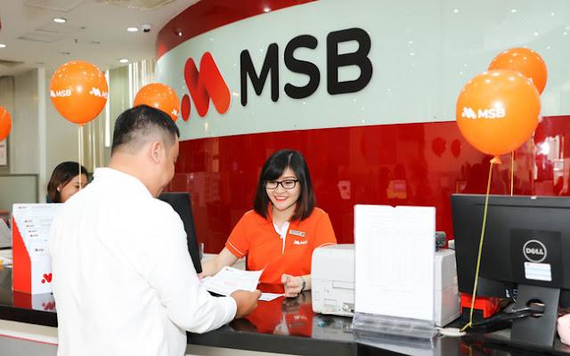 MSB niêm yết HOSE quý 3/2019