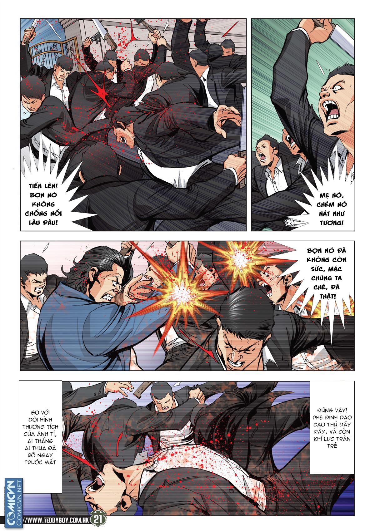Người Trong Giang Hồ RAW chap 2085 - Trang 19