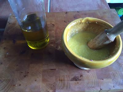 Preparar all i oli