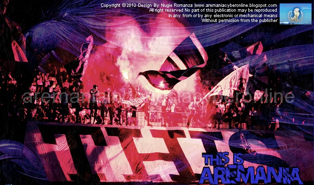 Aremania Indonesia Cyber Online: Wallpaper Aremania