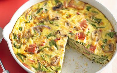 Cheesy-Prosciutto-Goat-Quiche-recipe