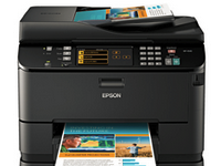 Epson WorkForce Pro WP-4540 Drivers Download