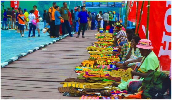 Festival di Danau Sentani
