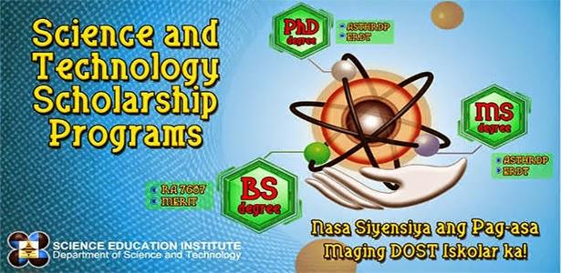 DOST Scholarship Program