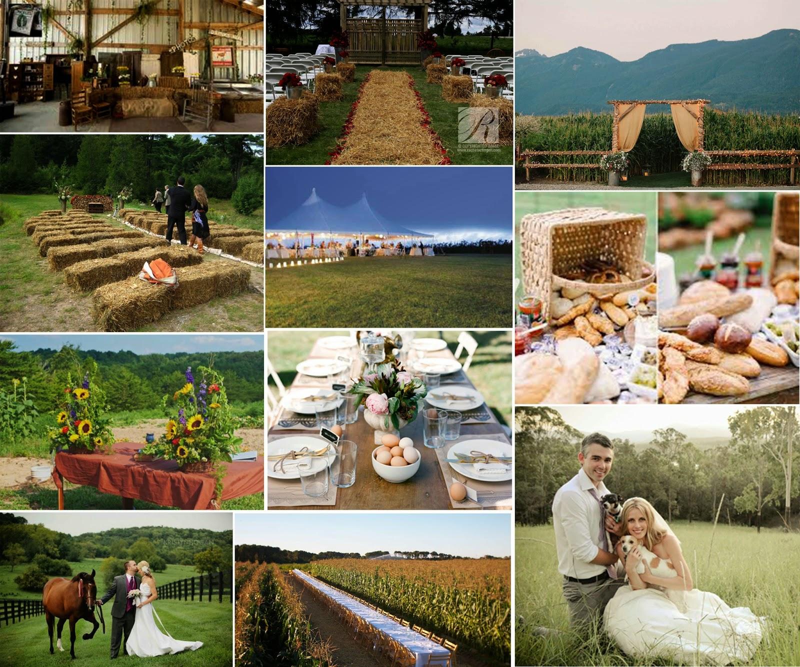 Prom Dress: Best Ideas For A Farm Wedding